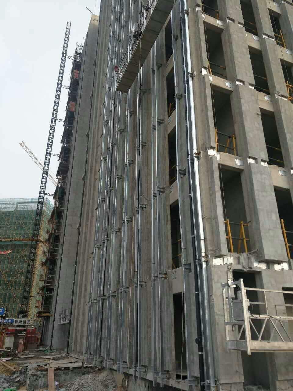 亚盛建设集团有限公司采购方管和角钢案例