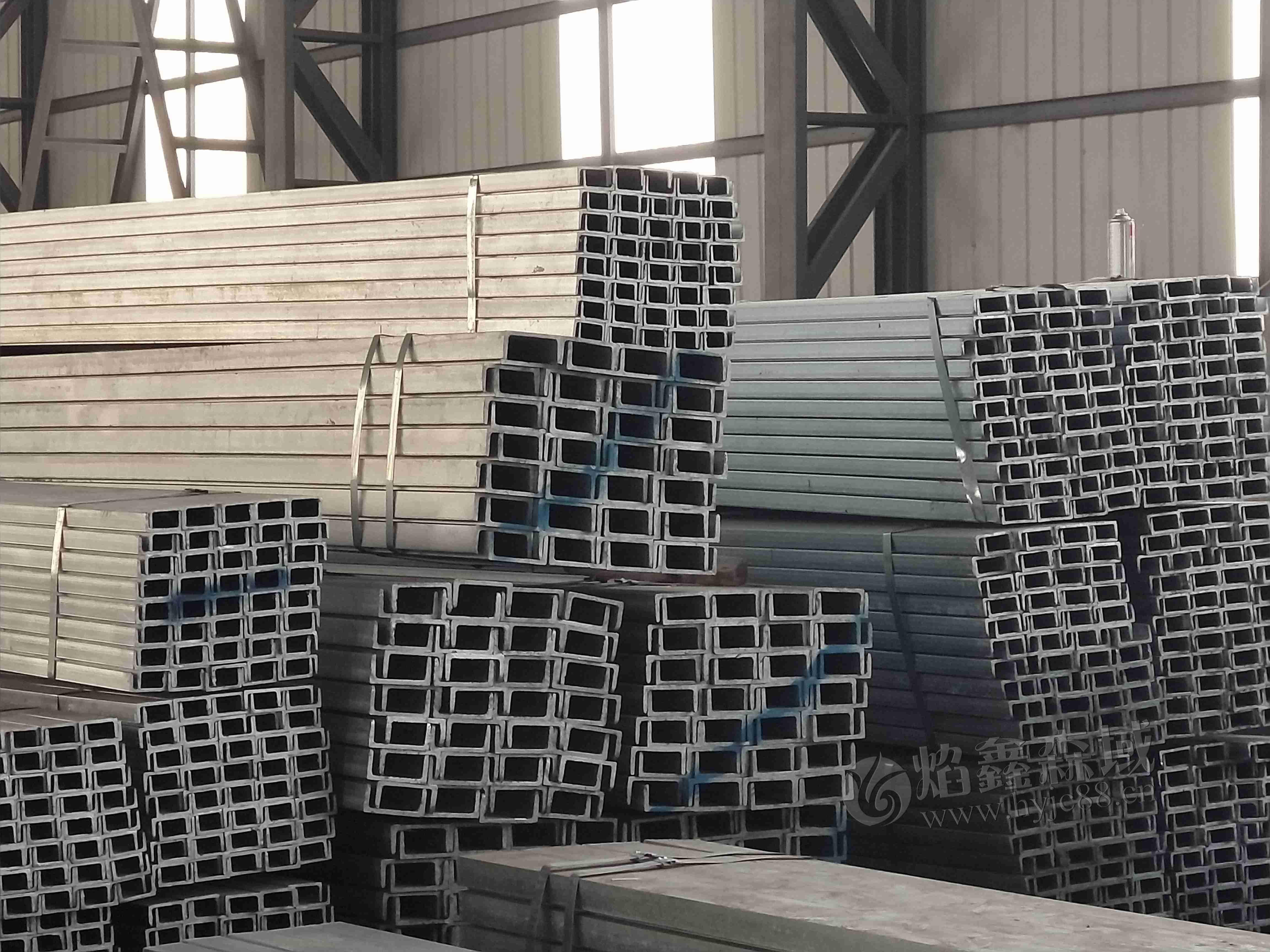 贵州镀锌槽钢价格及其热镀锌工艺简述
