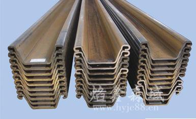 天津拉森钢板桩施工遇到问题怎么解决