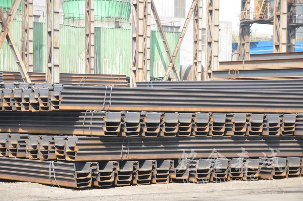 广东拉森钢板桩多少钱一吨?