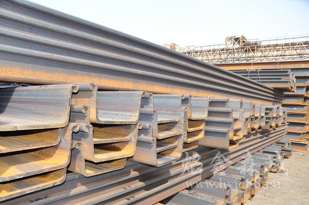 湖北拉森钢板桩价格及其应用特点