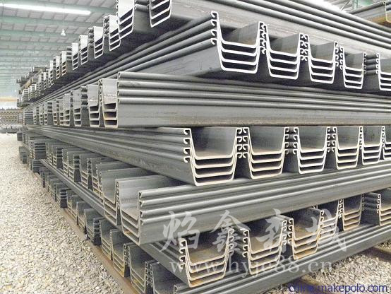 今日河北拉森钢板桩多少钱一吨?