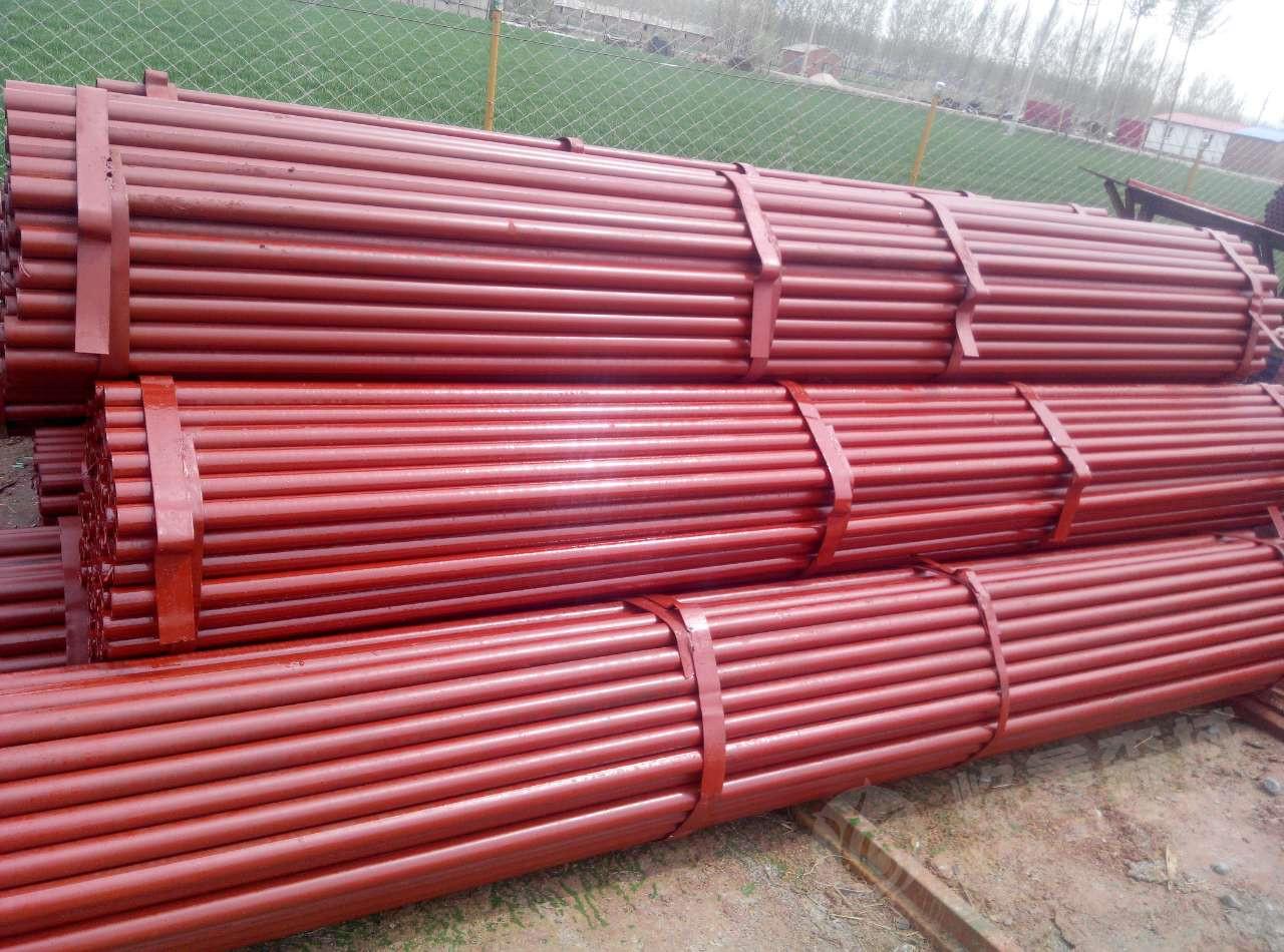 【河北】1.5寸钢管每米重量是多少?
