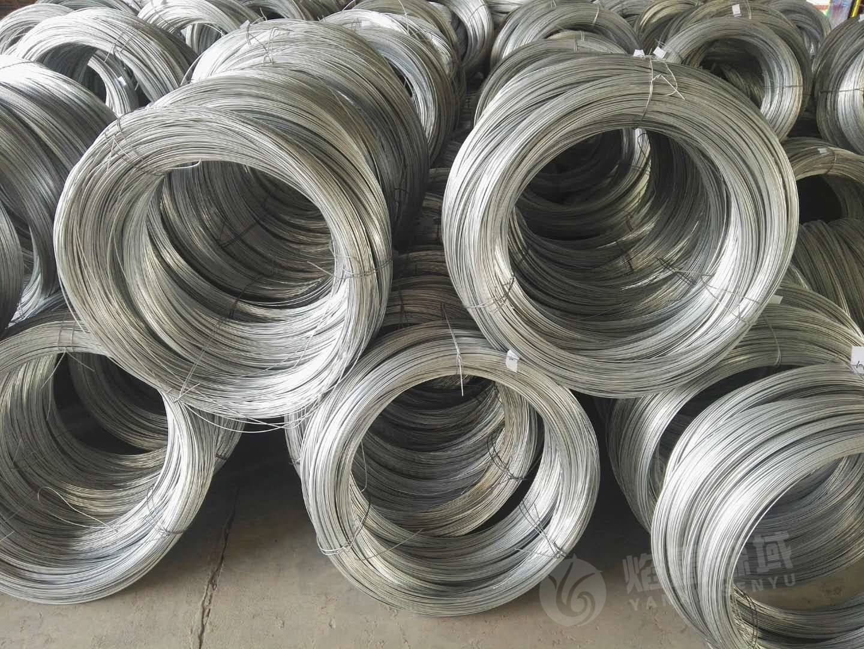 镀锌丝厂家为您解读镀锌丝制作工艺及适用范围