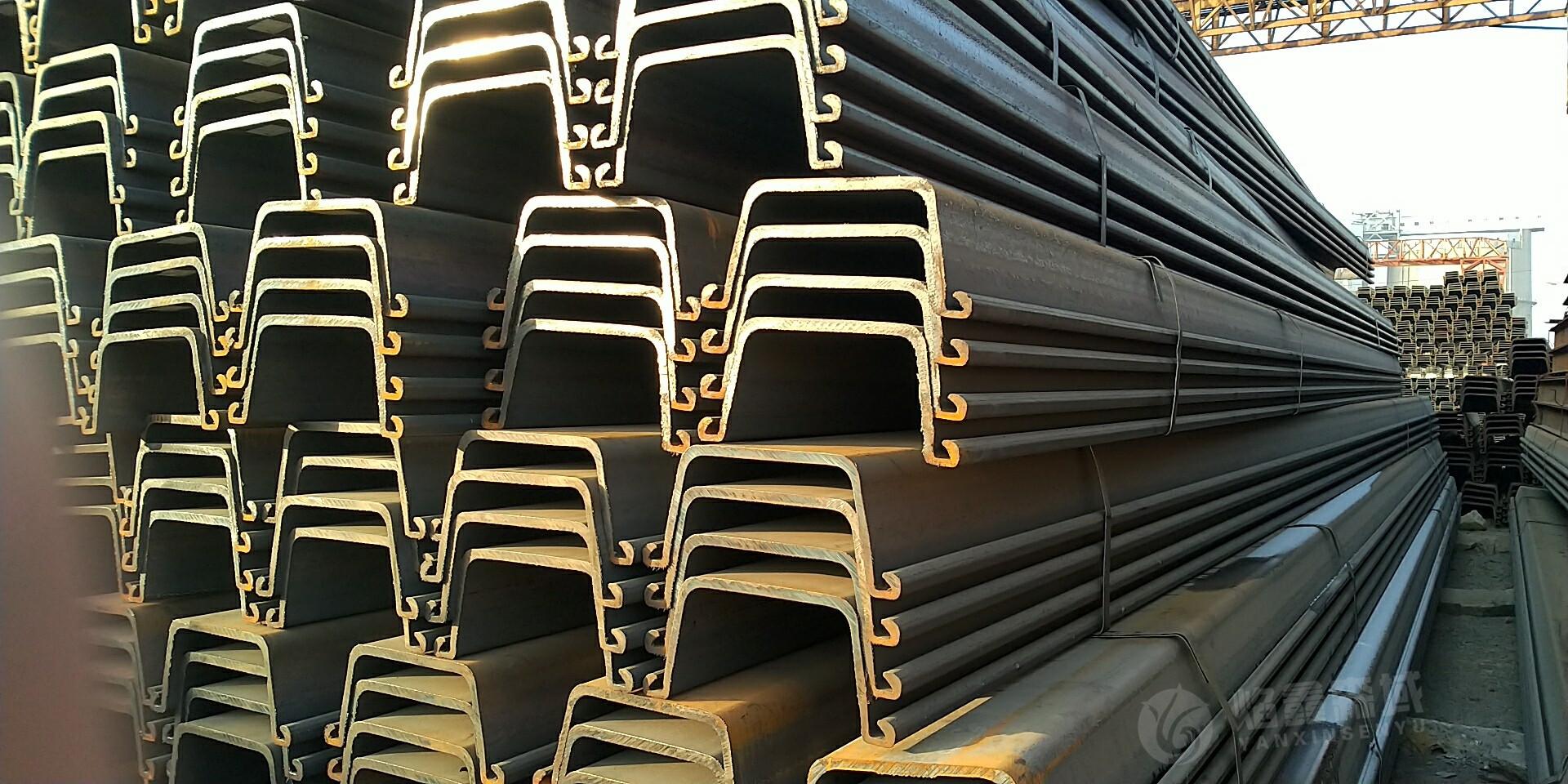 【山东】拉森钢板桩施工打桩时需要注意什么?